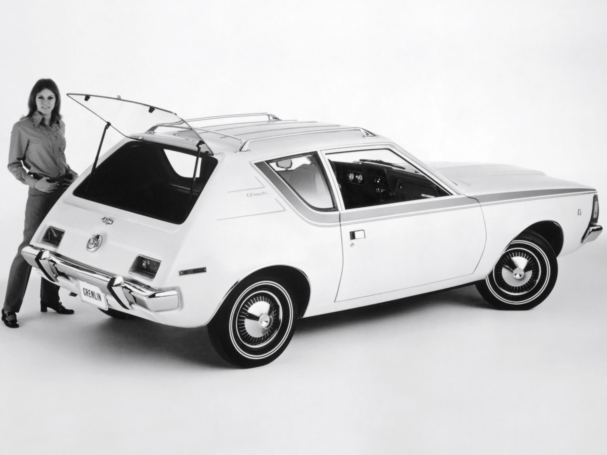1970–73 AMC Gremlin - Its what killed AMC, right along with the ...