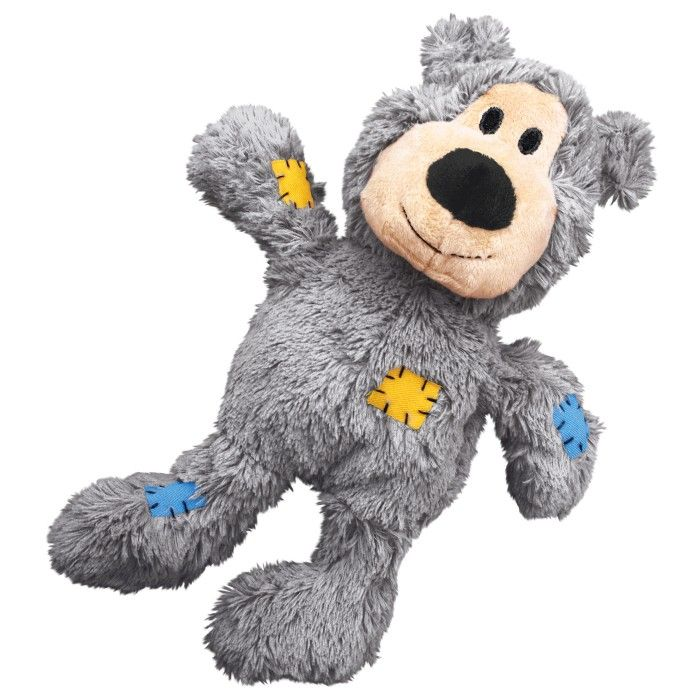Kong Wildknots Bears Are The Best Soft Toy For Power
