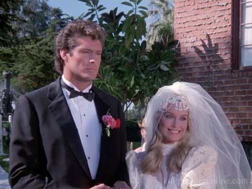 Michael and Stevie ~ S04E12: The Scent of Roses | Knight rider ...