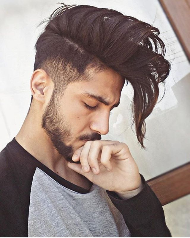 Weird Haircuts For Guys : weird, haircuts, Follow, @4hairfashion, Hairstyles, Facebook.com/4hishair, Hairstyle, @omedb…, Fade,, Styles, Beard