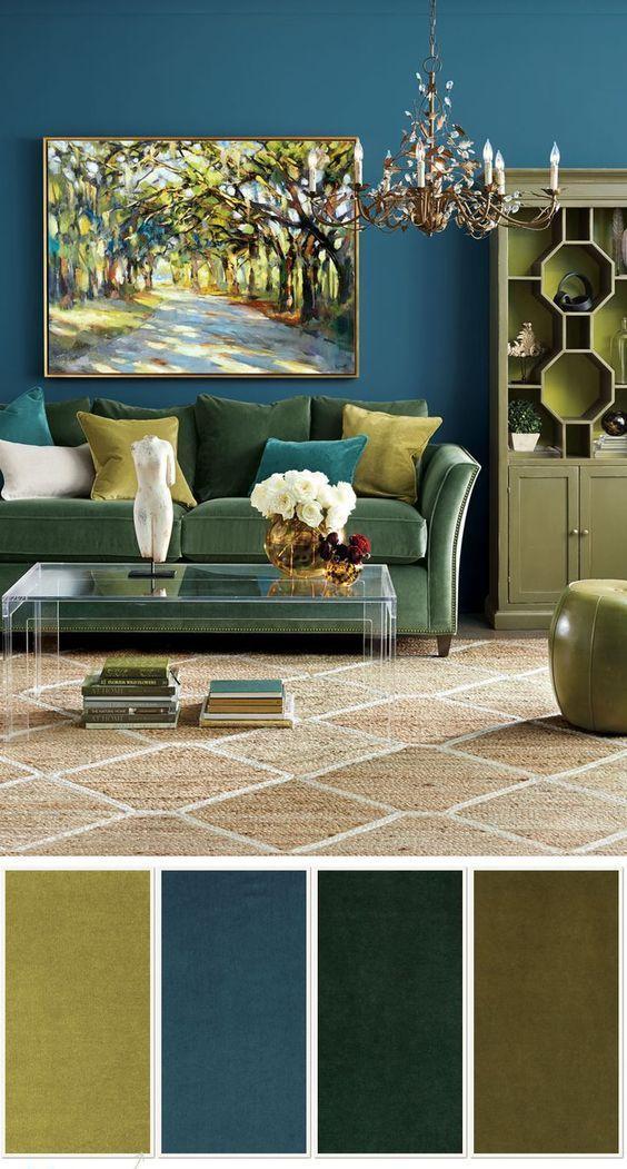Dizajn Studiya A B Living Room Turquoise Paint Colors For Living Room Living Room Colors