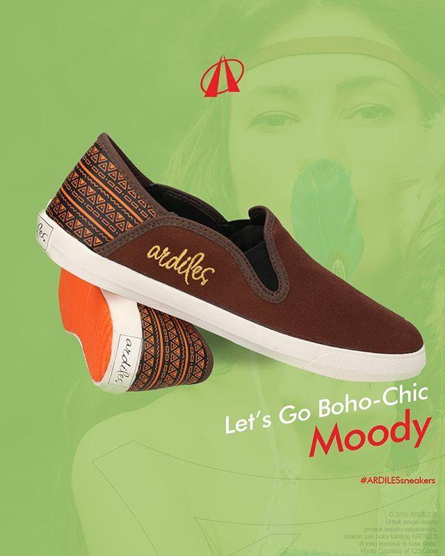 Ardiles Sneaker Lovers Ada Sepatu Cewek Centil Nih Dari Ardiles