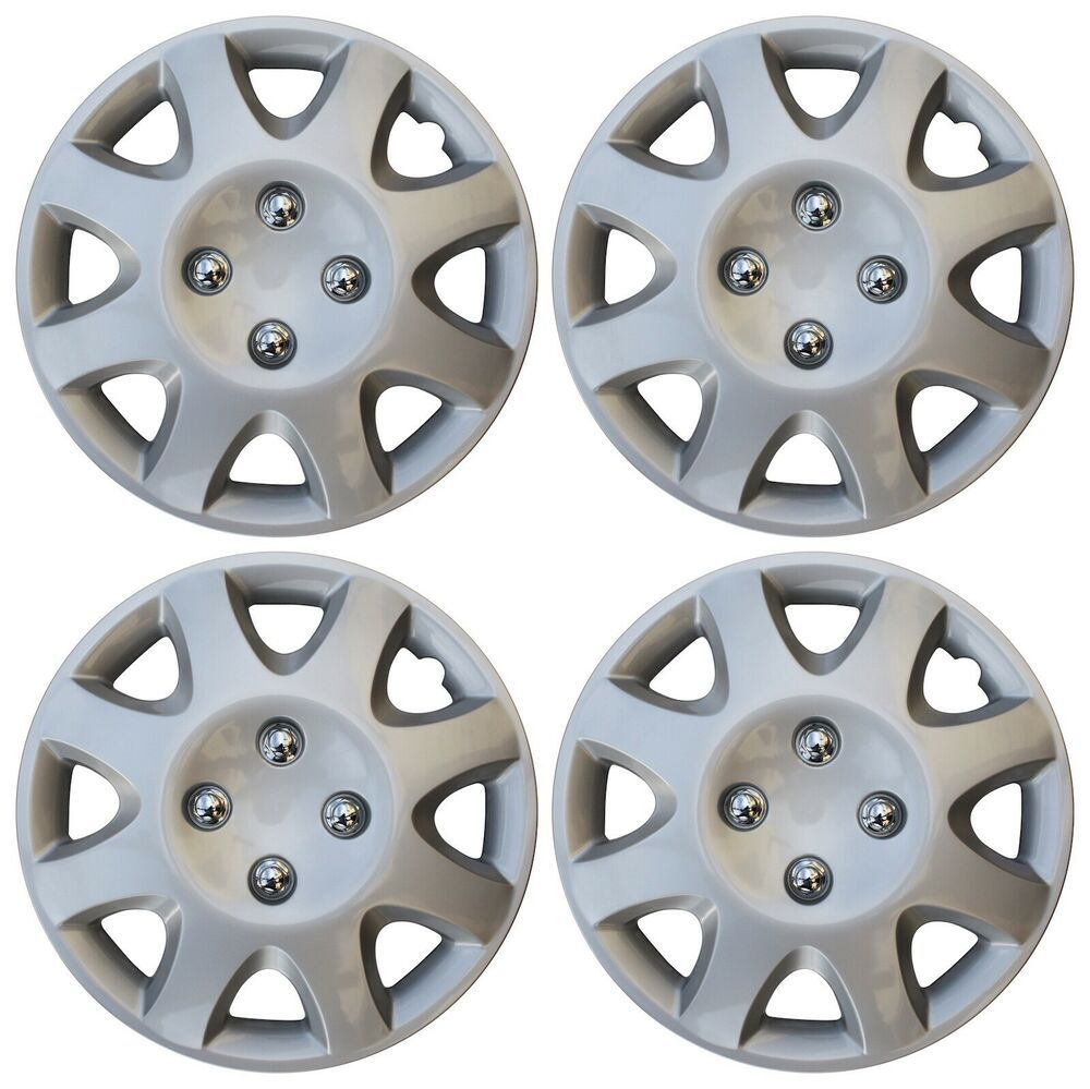 """Style 807 15 Inches Hub Caps Hubcap Wheel Cover Rim Skin Covers 15/"""" Inch 4pcs"""