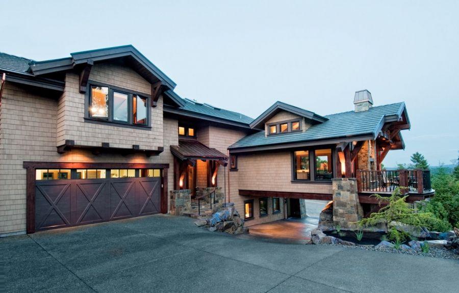 Cedar shakes & Photo Gallery | Cedar Valley Manufacturing Inc. | Home Exterior ...