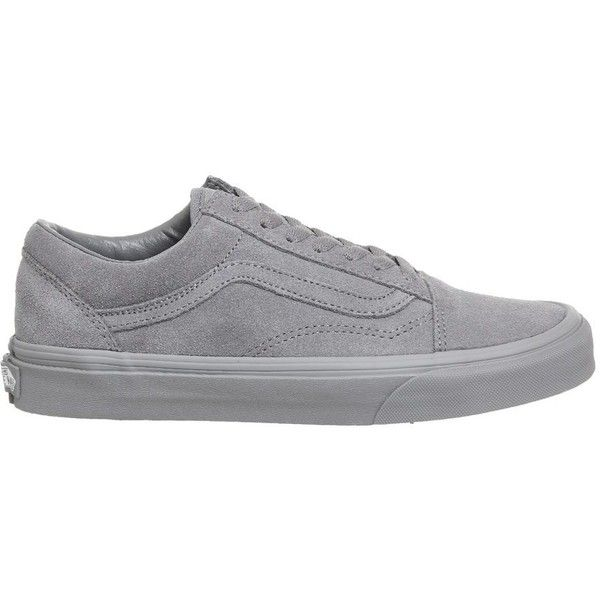 Vans Supplied By Office Old Skool Trainers 79 Liked On Polyvore Featuring