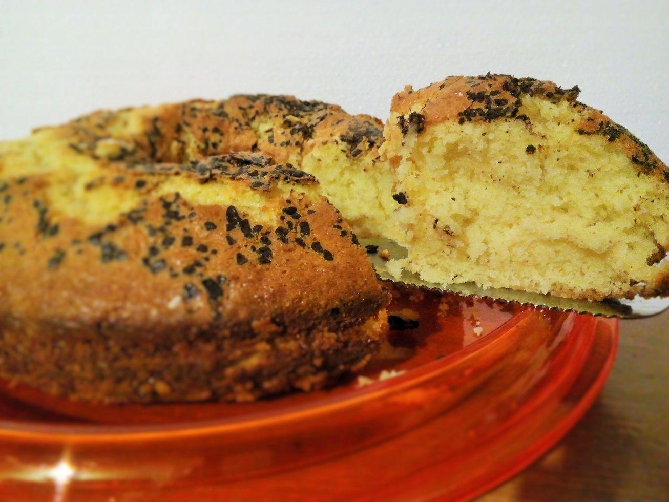 Questa ciambella al mascarpone vi conquisterà - This mascarpone cheese ring-shaped cake will win over you