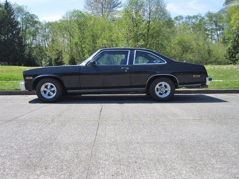 1977 Chevy Nova 1977 Chevrolet Nova Coupe Chevrolet Nova