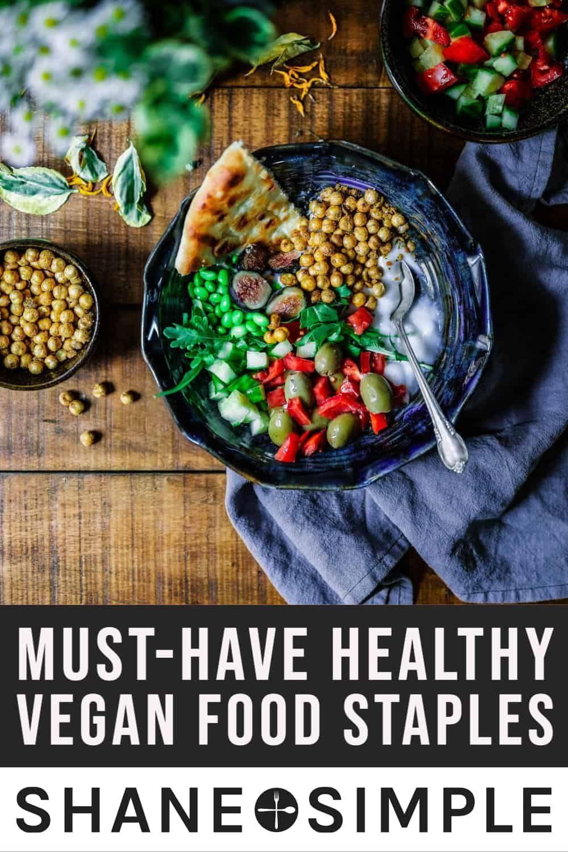 MustHave Healthy Vegan Food Staples in 2020 Vegan