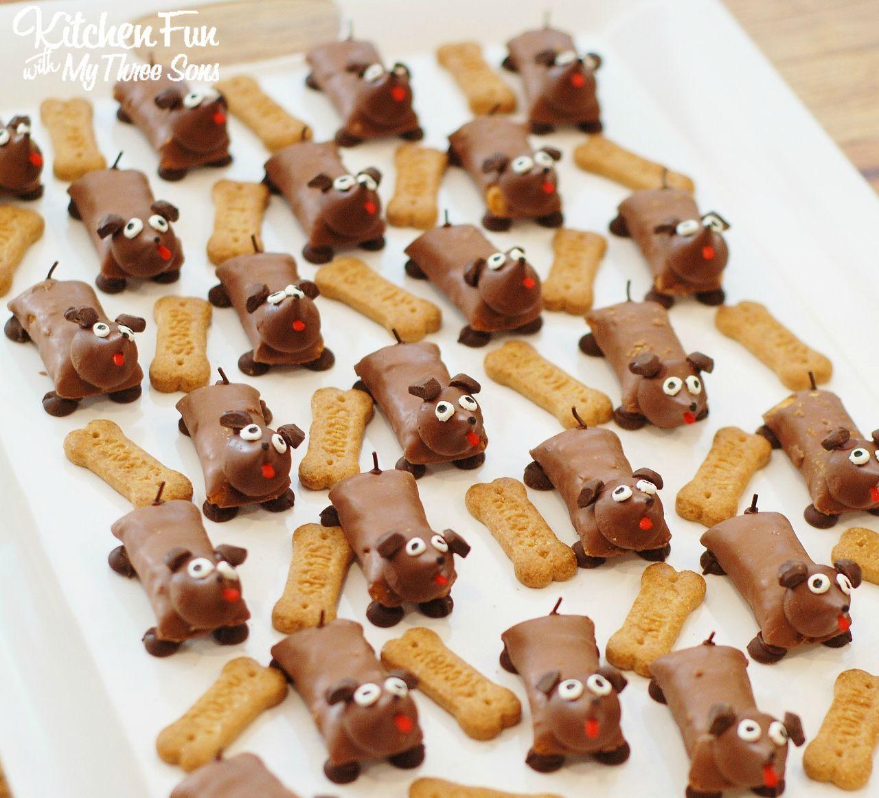 Scooby Snacks Dog Treats Recipe