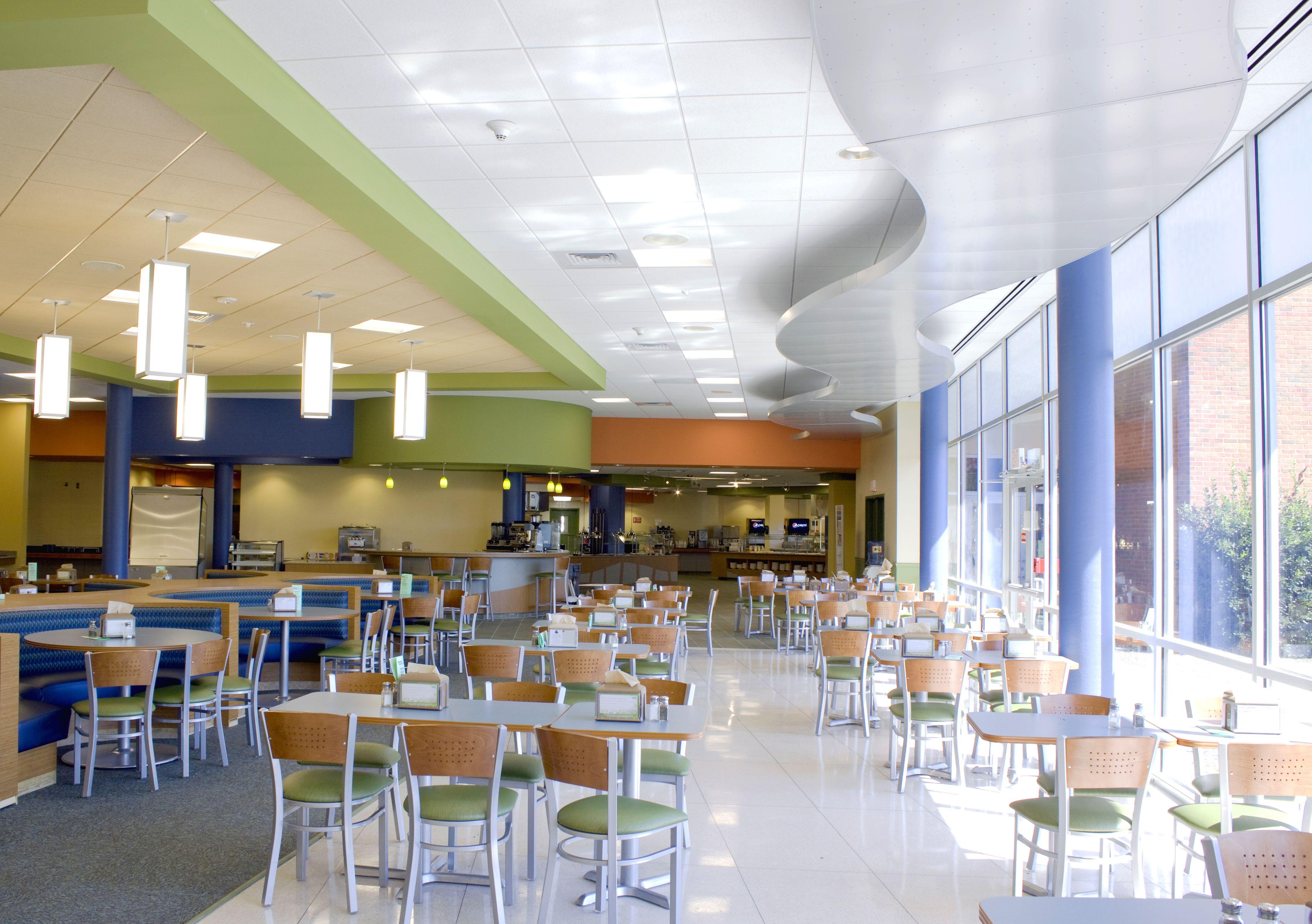 Ross Tarrant Architects College Dining Hall Public Restaurant Architect