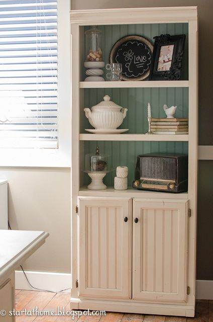 Anything Blue Features #furnitureredos