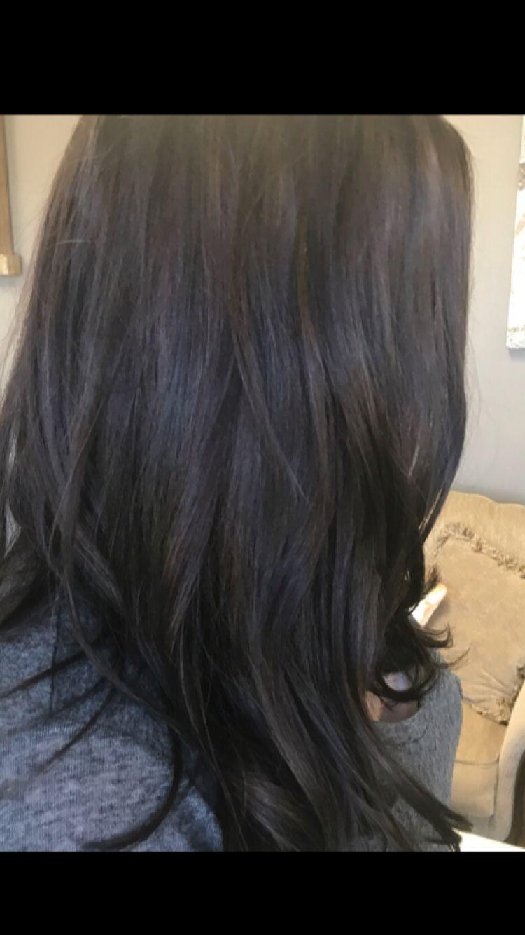 Brunette Guytang Brazilianbondbuilder Siouxcity Iowa Solasalons Thelookingglass Long Hair Styles Brazilian Bond Builder Hair Styles