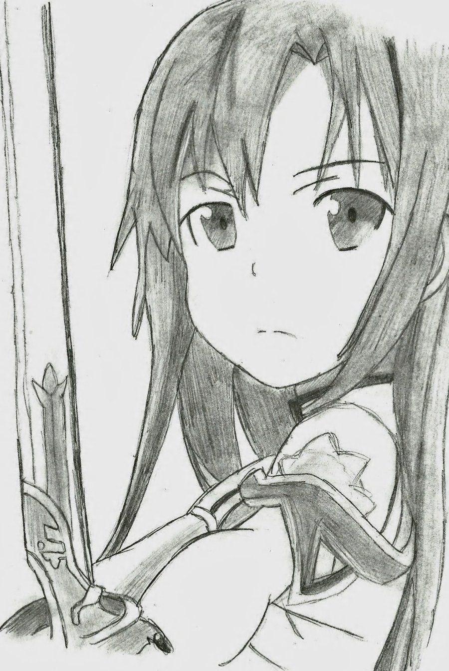 Asuna (Sword Art Online) by on