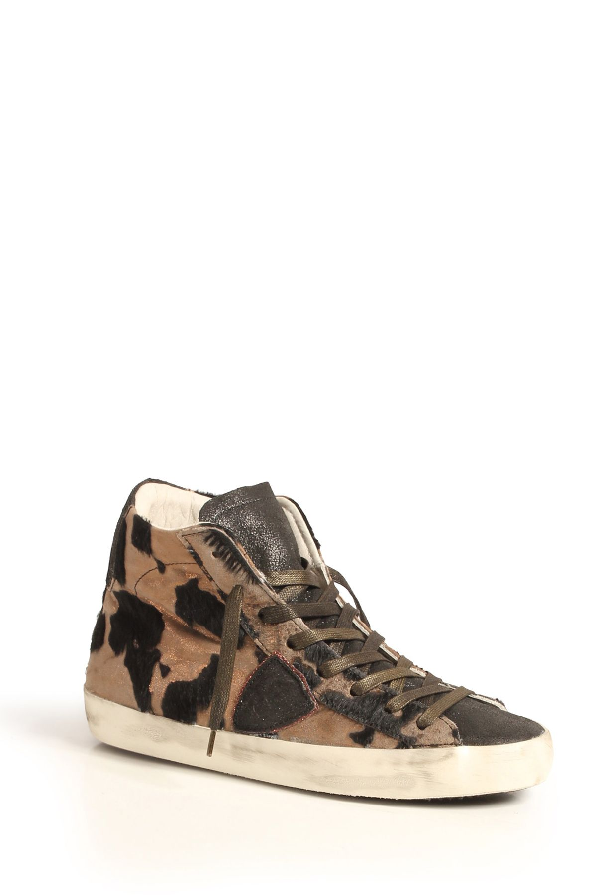 PHILIPPE MODEL Sneaker CLASSIC HIGH LEO bei myClassico Online Shop für TOP-Fashion