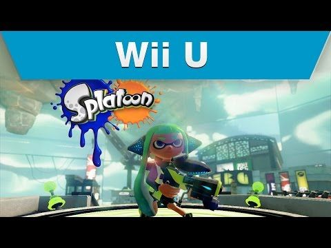How to Find the Sunken Scrolls in Splatoon for Wii U