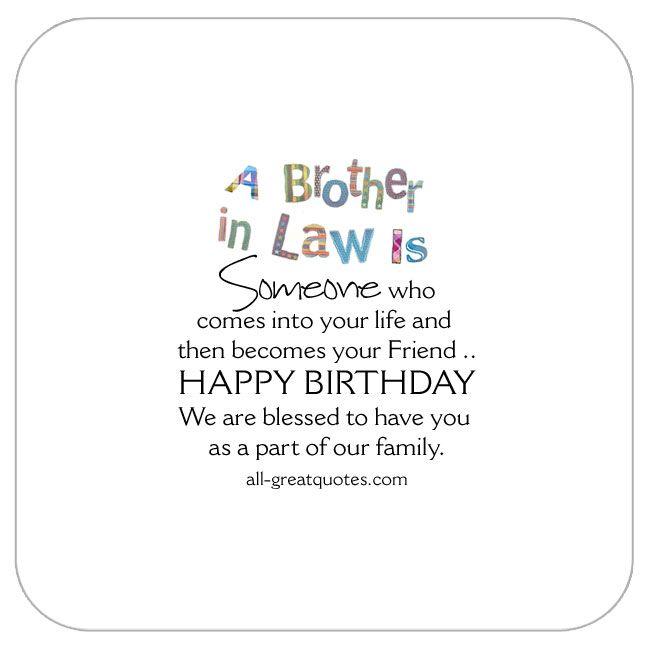 Résultats de recherche d images pour happy birthday brother in law Birthdays Pinterest