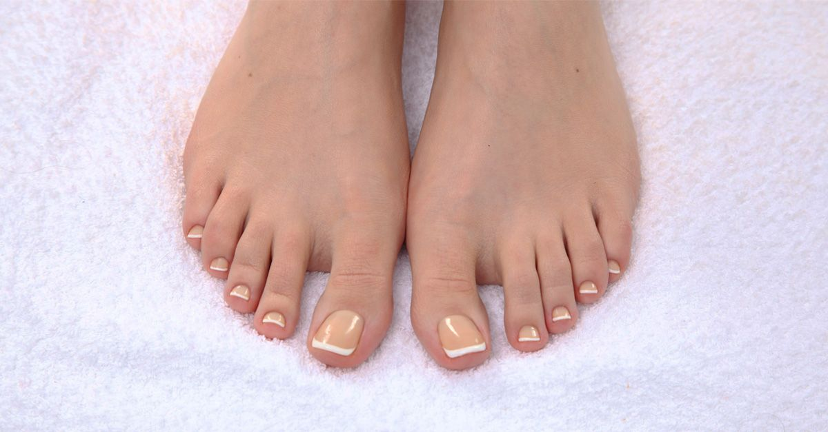 Natural Remedies To Get Rid Of Yellow Toenails | Natural Remedies ...