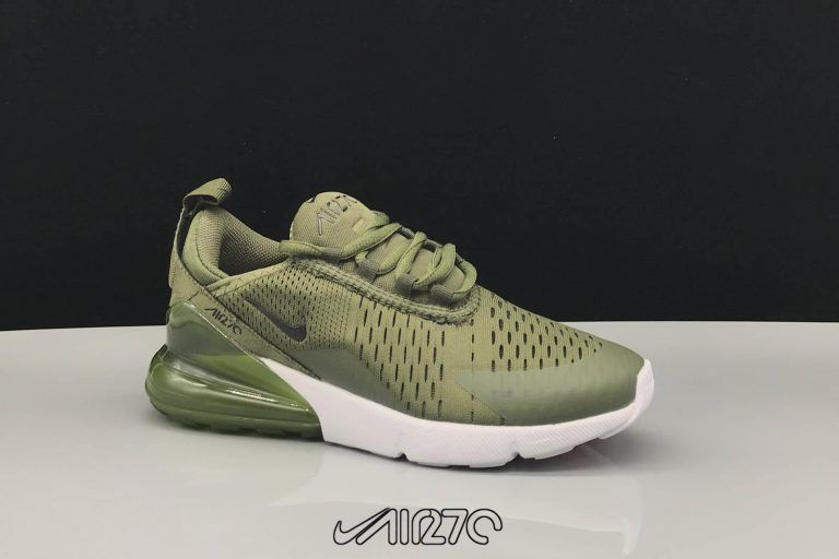 nike air max 270 olive green donna
