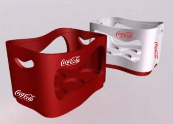 Coca Cola Next Wave Продуктов дизайн