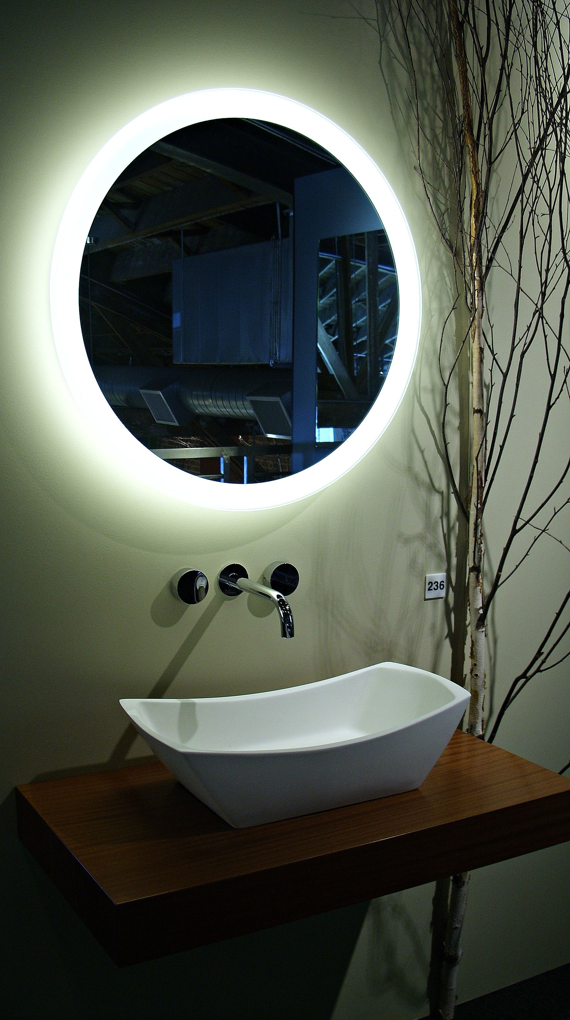 Pin By The Bath And Beyond On Eclectic Contemporary Bathrooms Modern Bathroom Electric Mirror