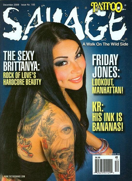 savage tattoo | Newsstand | Tattoo magazines, Savage tattoo, Tattoos ...