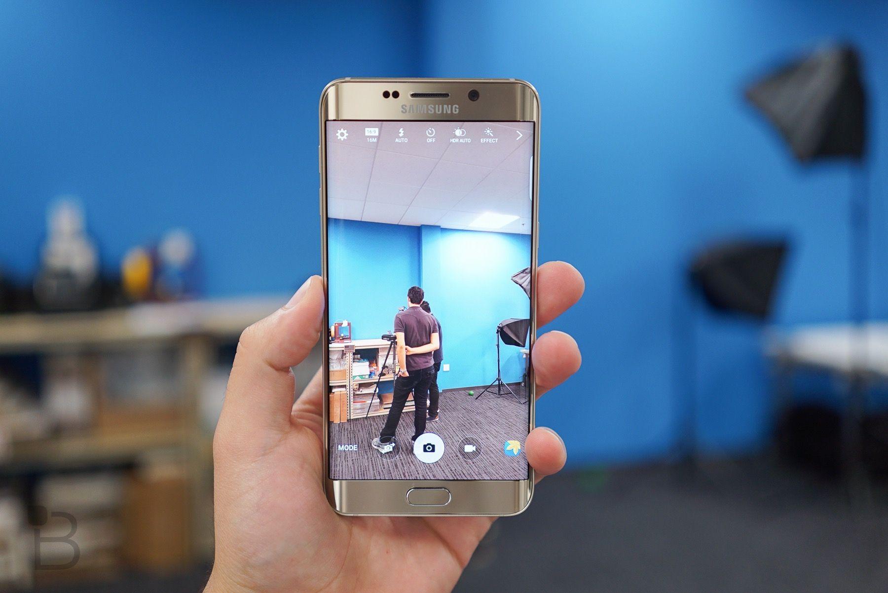 parativa de cámaras iPhone 7 Vs Galaxy S7