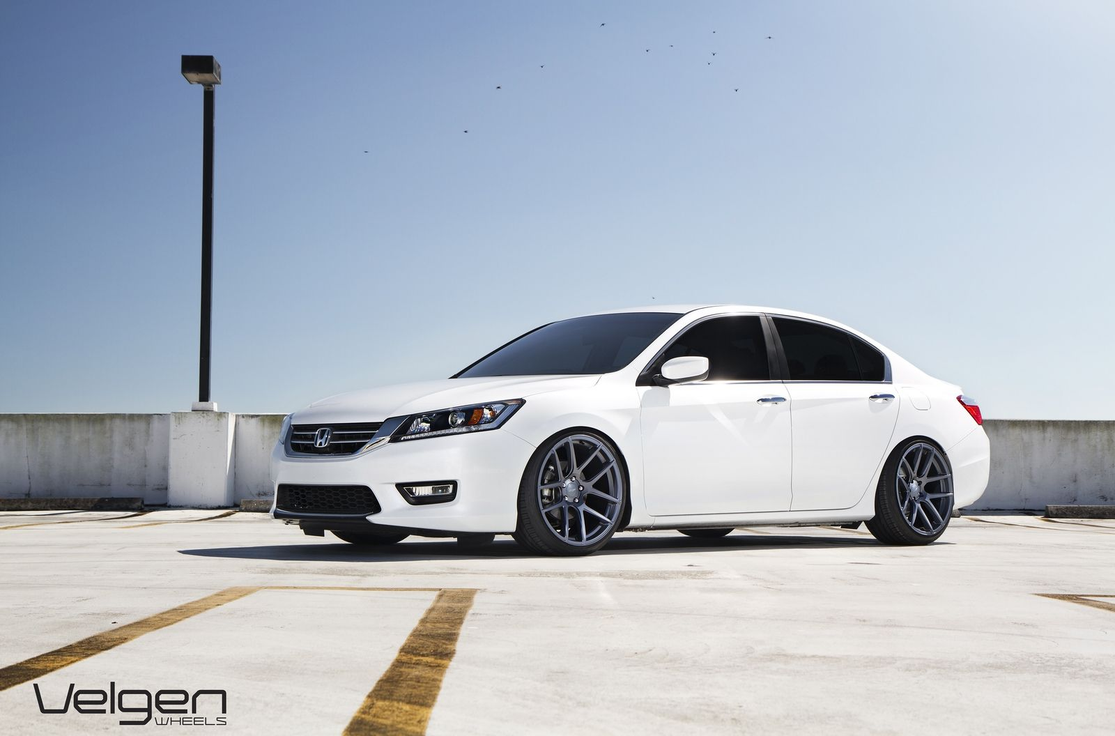 HONDA ACCORD SPORT VELGEN WHEELS VMB5 CONCAVE  Wheel Ideas