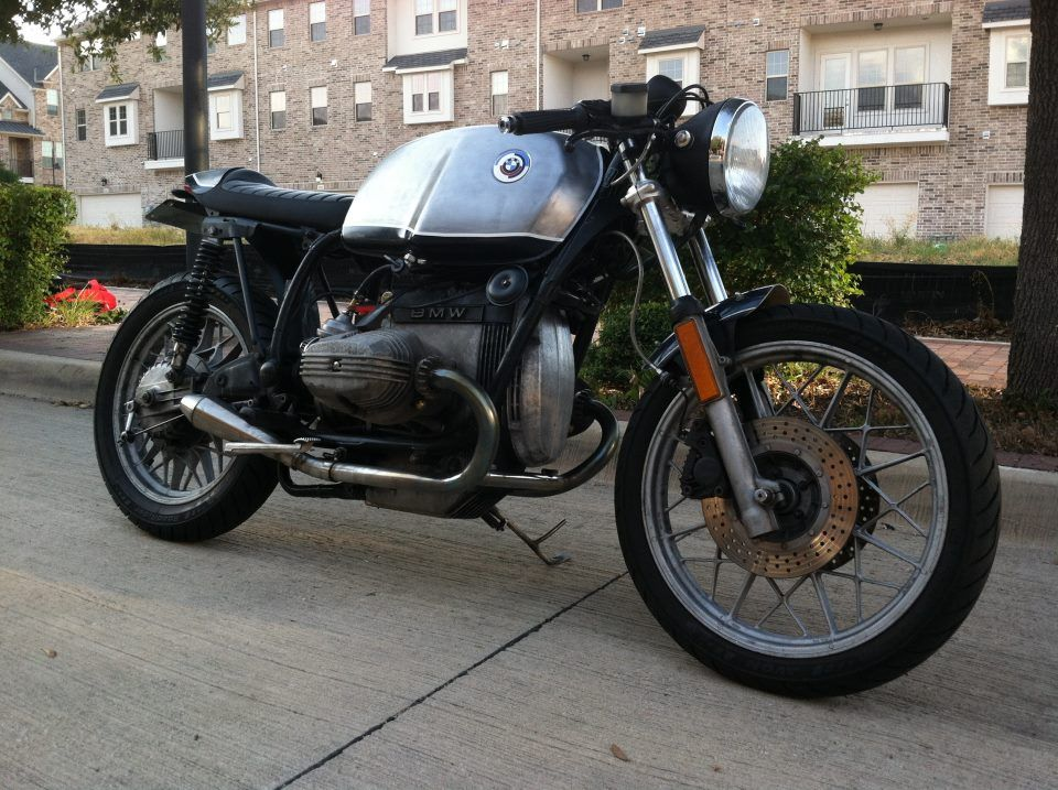 BMW Cafe Racers - post a pic? - Page 53 - ADVrider