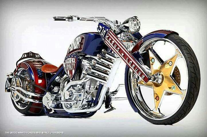 Custom Bike Americas Chopper Motorcycle Cruiser Motorcycle Chopper Bike