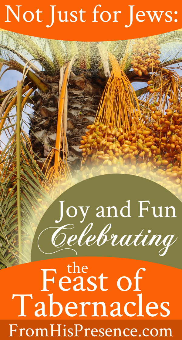 Not Just for Jews: Joy and Fun Celebrating the Feast of