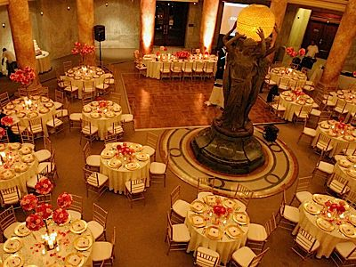 Weddings at Natural History Museum of Los Angeles County Unique ...