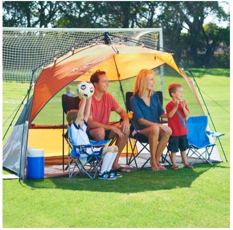Outdoors Pop Up Sport Shelter Beach Tent - A Thrifty Mom  sc 1 st  Pinterest & Outdoors Pop Up Sport Shelter Beach Tent - A Thrifty Mom | sport ...