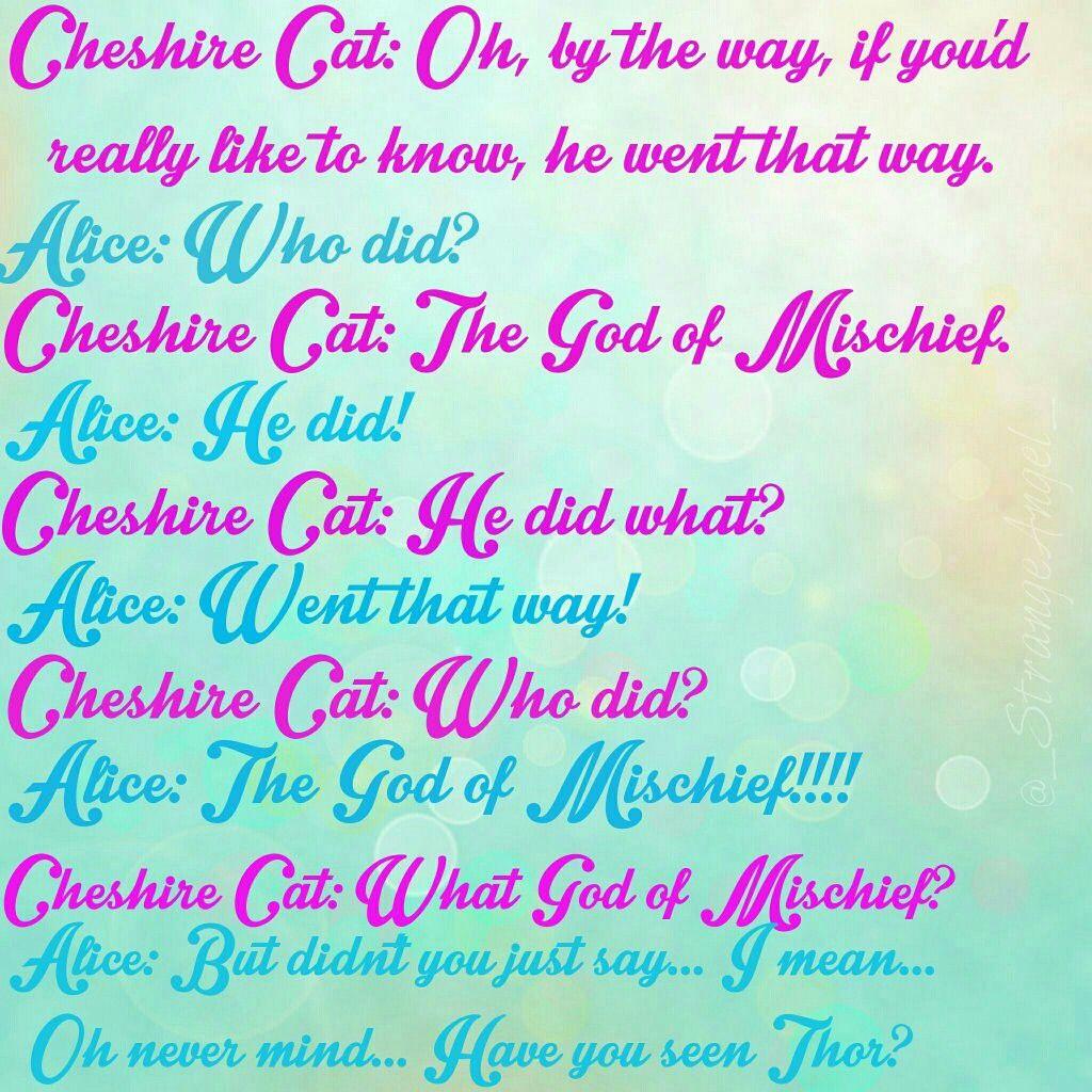 Cheshire Cat Poem Cat Poems Cheshire Cat Cheshire
