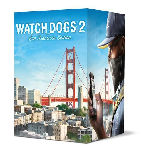 Watch Dogs 2  [Collector's Edition]