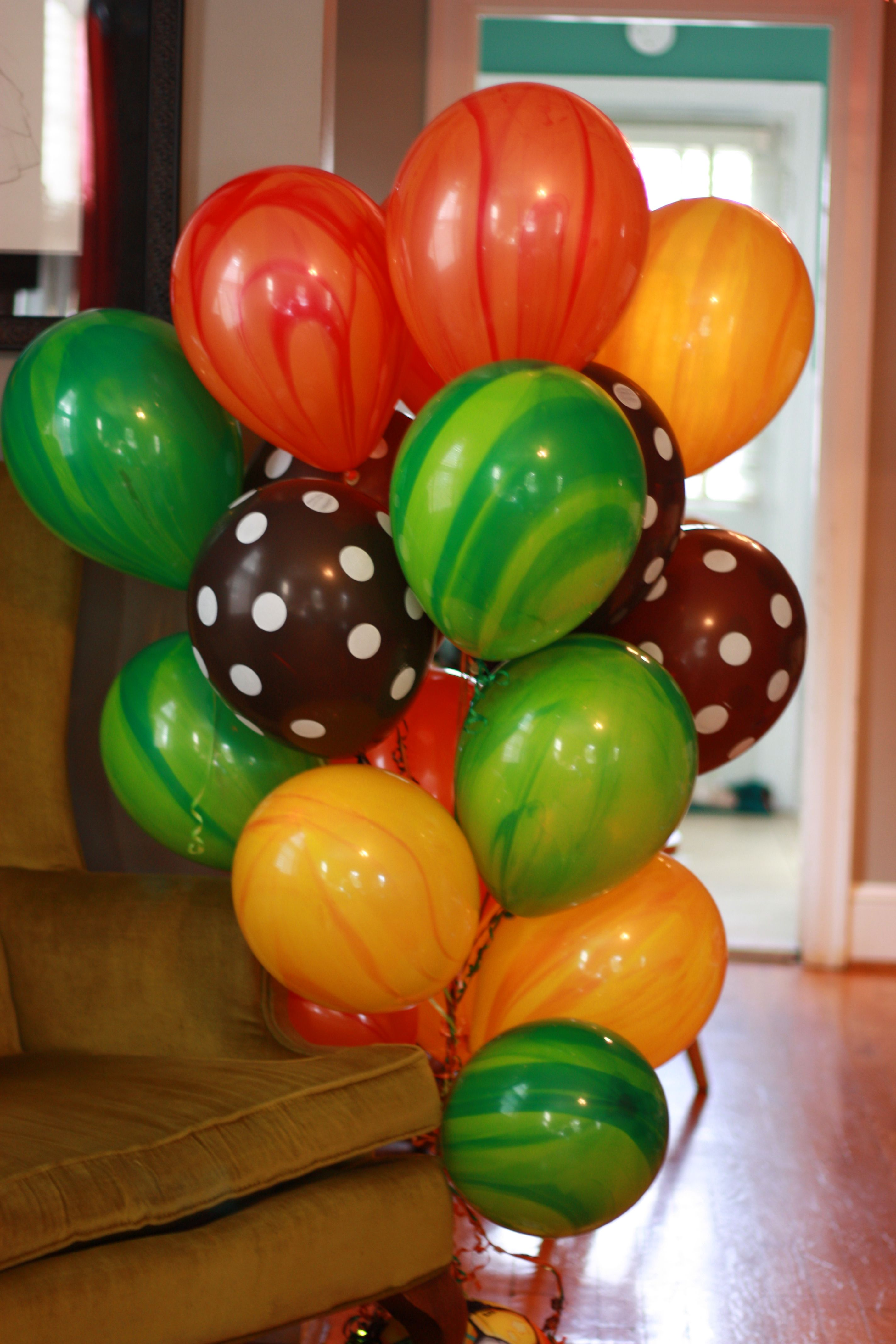 balloon this I want
