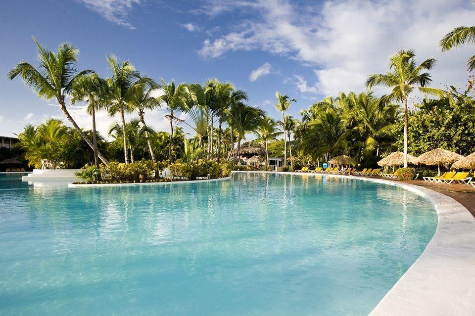 Catalonia Bávaro Beach Golf Resort In Punta Cana Hotels