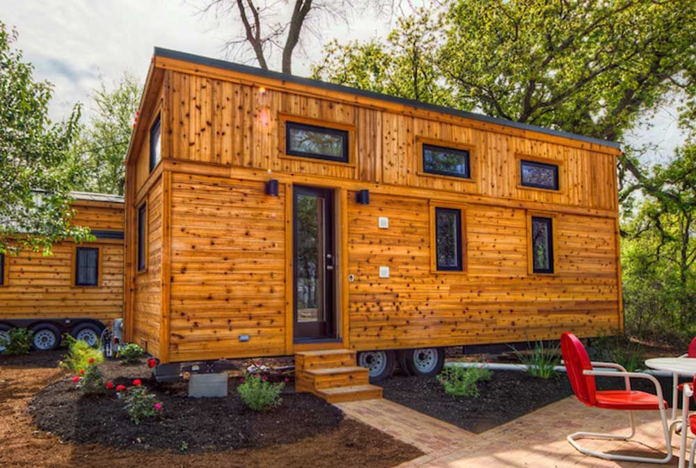 Roanoke Tiny House Living Tumbleweed House Tumbleweed