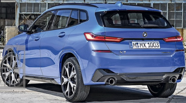 2021 bmw x1 will be a small x5  with images