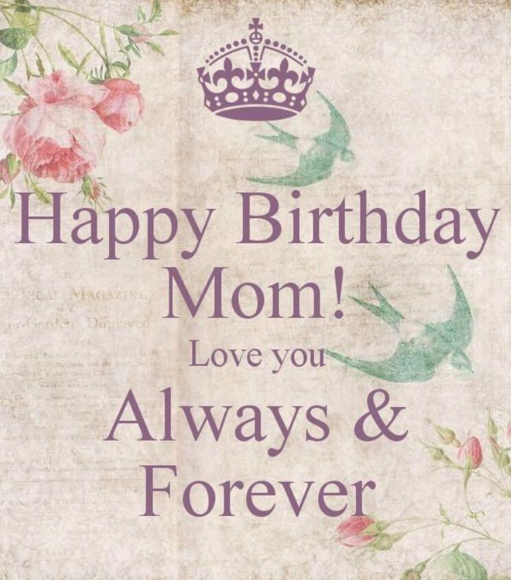 Best Birthday Wishes For Mom Happy birthday mom wishes