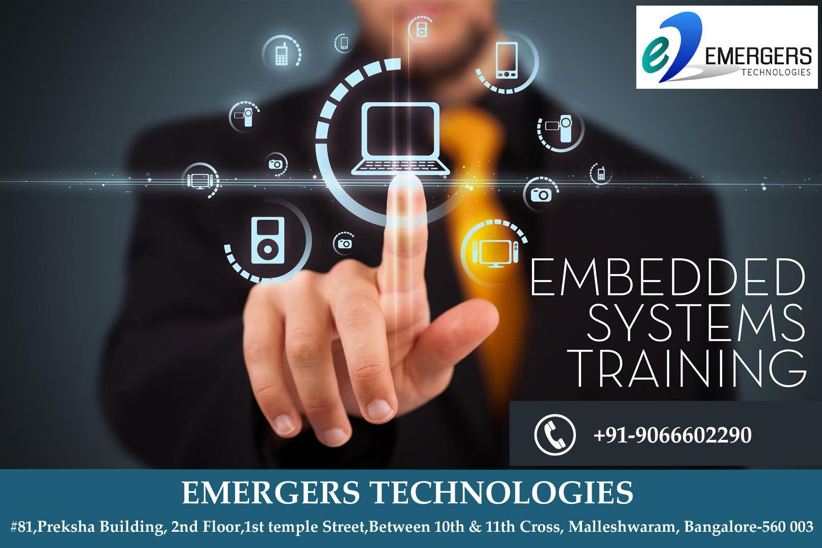 Emergers Is One Of The Best Embedded Systems Training Institute In Bangalore That Offers Website Design Web Development Design Information Technology Services