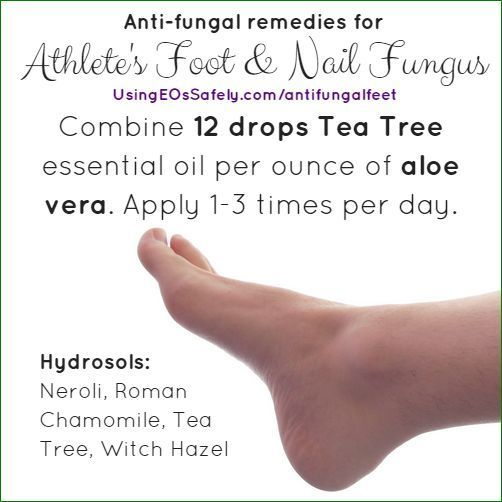Anti-Fungal Athlete's Foot & Nail Fungus Remedy