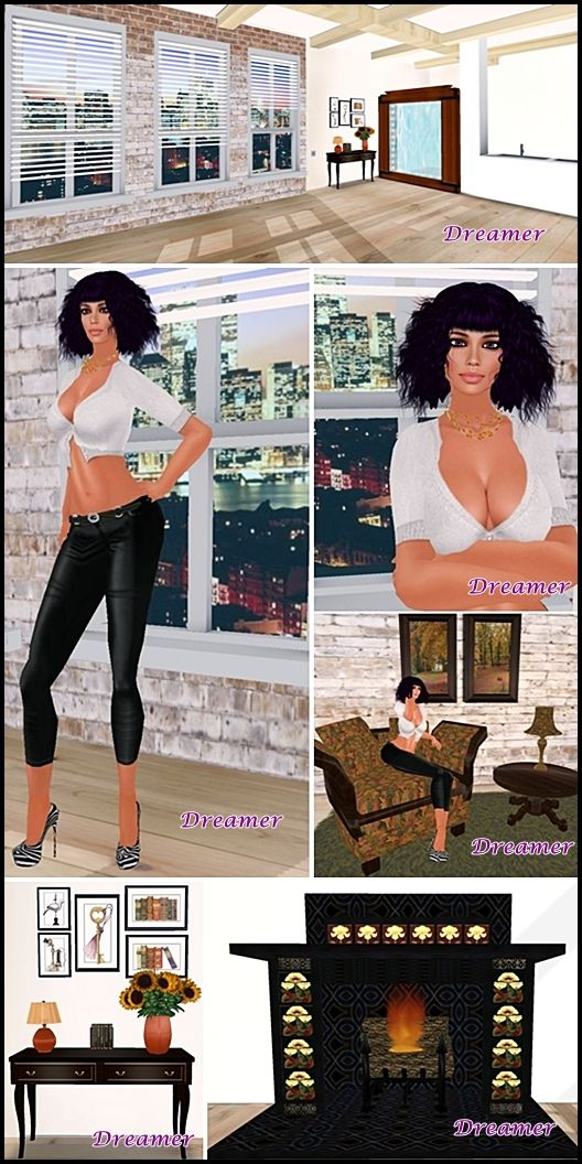 Dreamer's Virtual World: Great Gifts @ Falling Leaves Hunt