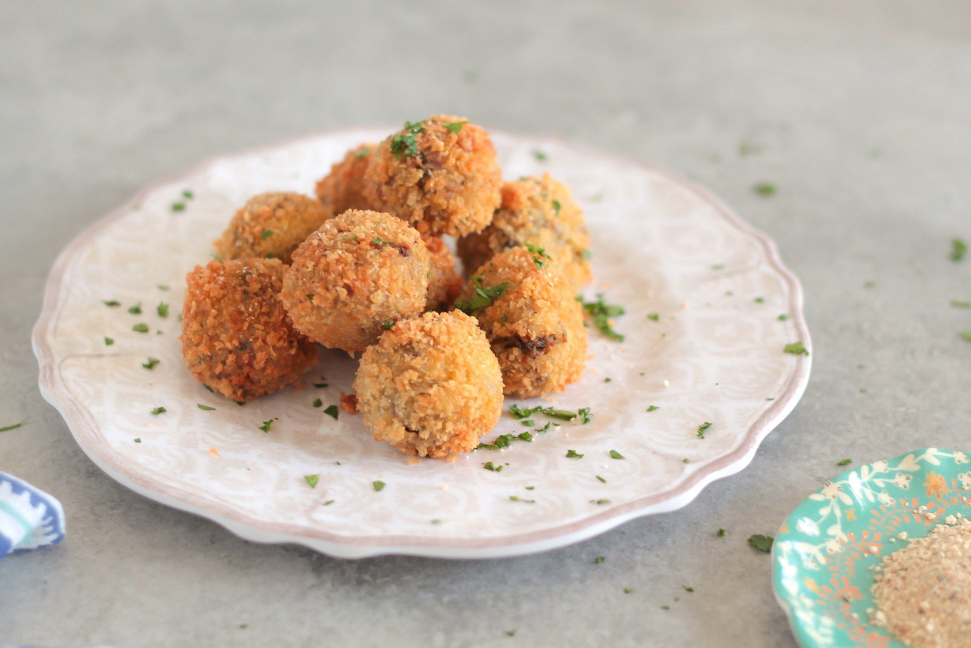The Best Cheese Croquettes