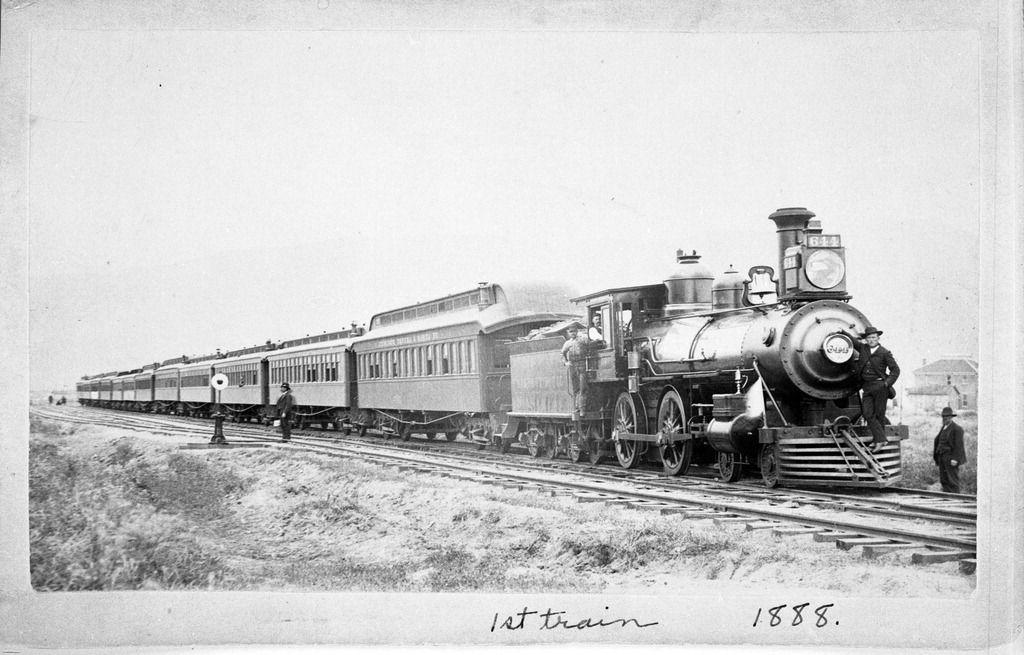 Timeline of steam power