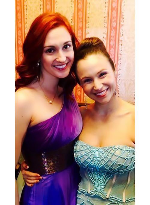 Katherine Barrell and Dominique Provost-Chalkley | Lovely