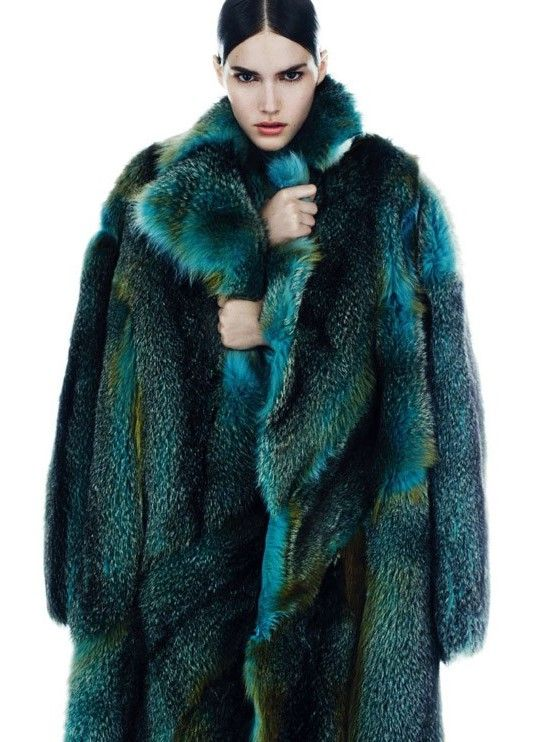 Harper's Bazaar Spain's October 2015 | Vanessa Moody | Txema Yeste