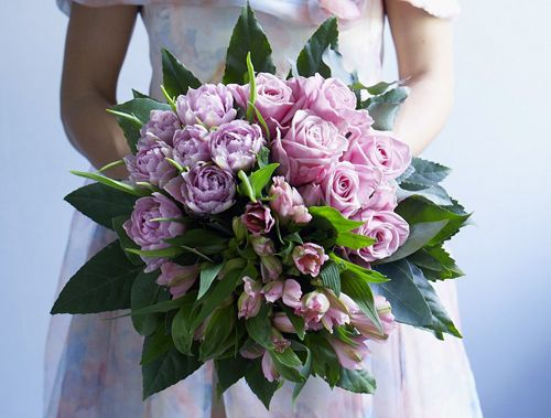 Rose Cream Bouquet From Jane Packer Delivered