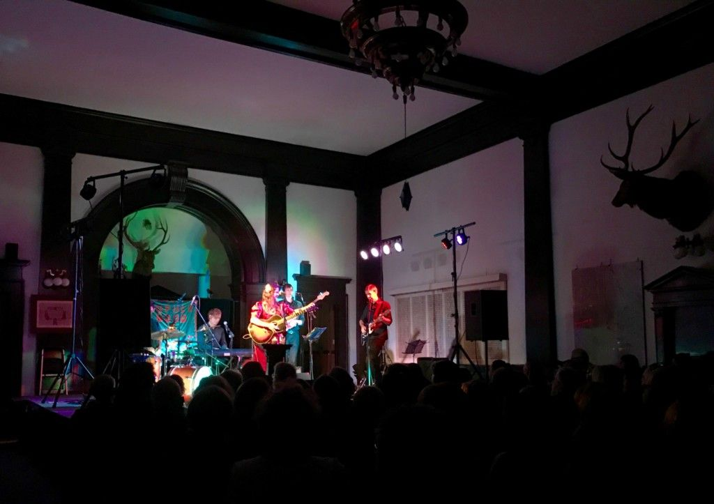 Experiencing Northern Michigan Live Music By May Erlewine At Gopherwood Concerts