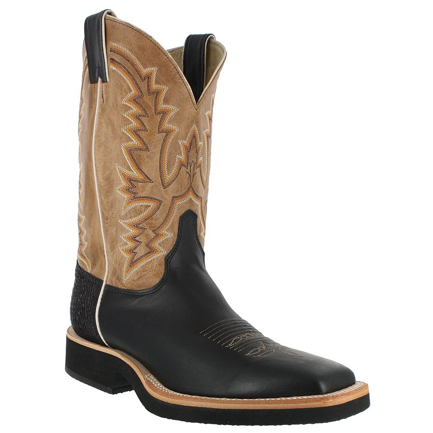 Justin Men S Tekno Crepe Western Boots Boots Western