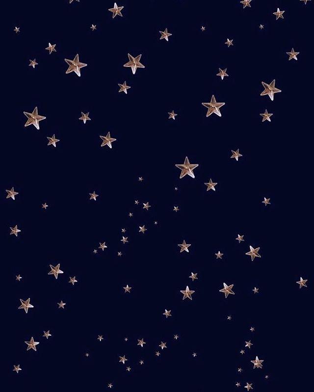Gold Stars On Dark Blue Background Blue Background Wallpapers Dark Blue Background Dark Blue Wallpaper